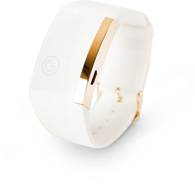 GENII® Personal White/Gold